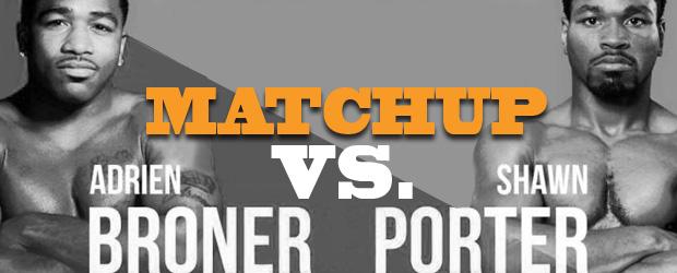 Adrien Broner vs. Shawn Porter