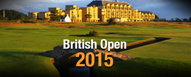 British Open 2015
