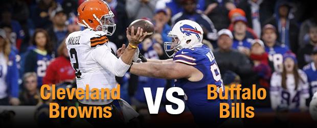 Buffalo Bills at Cleveland Browns