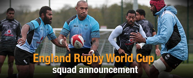 England Rugby World Cup