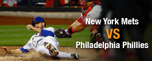 New York Mets at Philadelphia Phillies