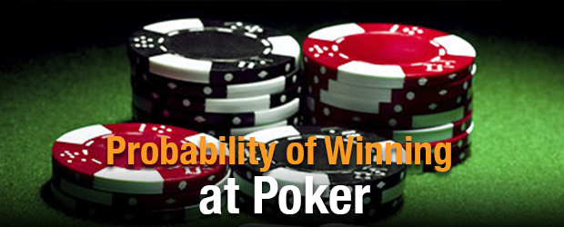 Probability of Winning at Poker
