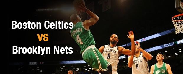 Brooklyn Nets at Boston CelticsBrooklyn Nets at Boston Celtics