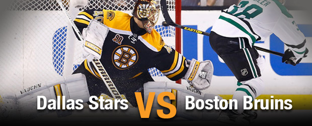 Dallas Stars vs Boston Bruins