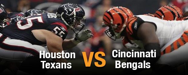 Houston Texans vs Cincinnati Bengals