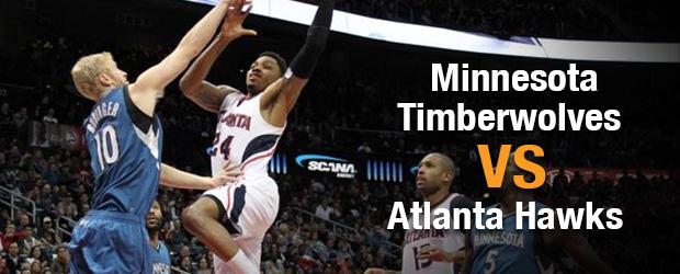 Minnesota Timberwolves vs Atlanta Hawks