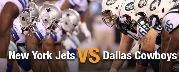 New York Jets at Dallas Cowboys
