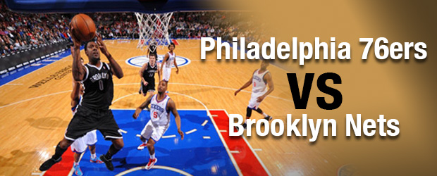 Philadelphia 76ers at Brooklyn Nets