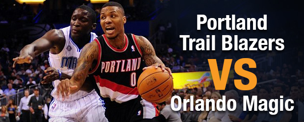Portland Trail Blazers at Orlando Magic