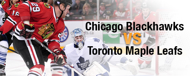 Chicago Blackhawks at Toronto Maple Leafs