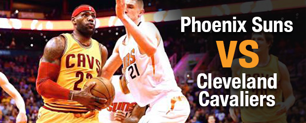 Phoenix Suns at Cleveland Cavaliers