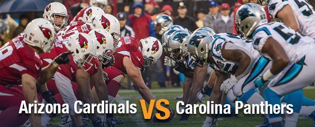 Arizona Cardinals at Carolina Panthers