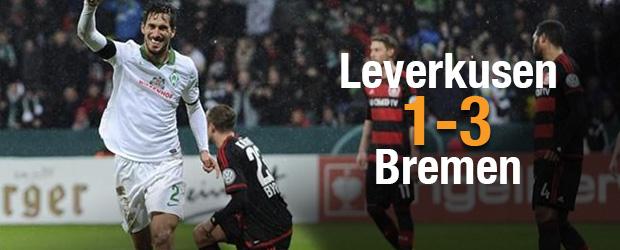 Leverkusen 1-3 Bremen
