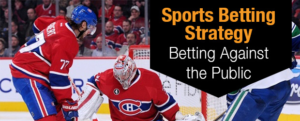 Sports Betting Strategy: Betting Against the Public