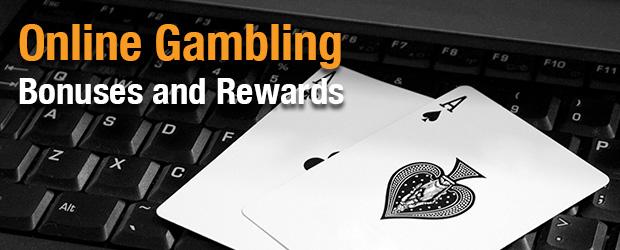 Online Gambling Bonuses and Rewards