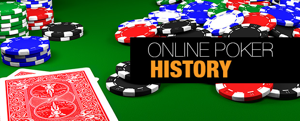 Online Poker History