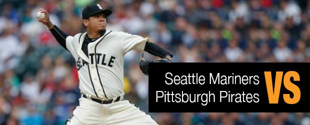 Seattle Mariners vs Pittsburgh Pirates
