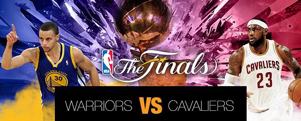 The NBA Finals: Warriors vs Cavaliers