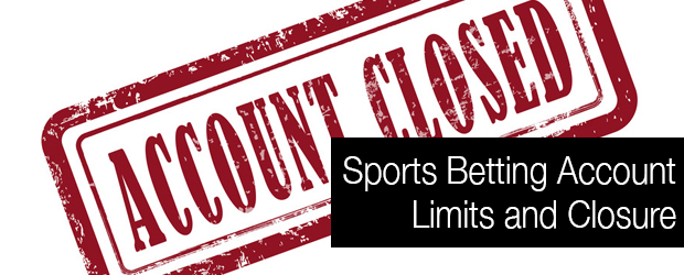 Sports Betting Account Limit