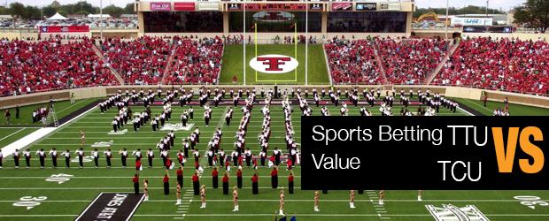 TTU Vs. TCU – Sports Betting Value