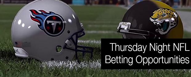 Thursday Night NFL – Betting Opportunities