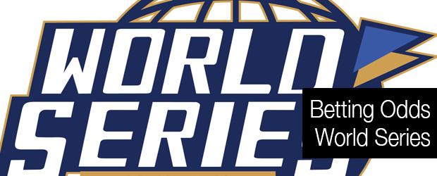 Betting Odds - World Series