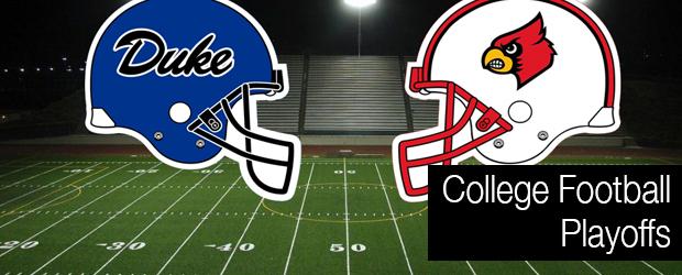 Cardinals Vs. Blue Devils – College Football Playoffs