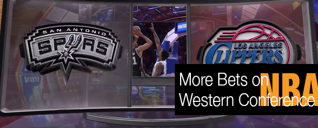 NBA – More Bets on Western Conference
