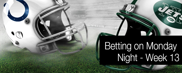 Betting on Monday Night Football Week 13