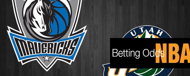 NBA Betting Odds – Jazz Vs. Mavericks