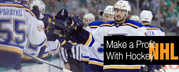 Make a Profit with Hockey