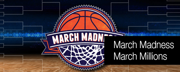 March Madness = March Millions