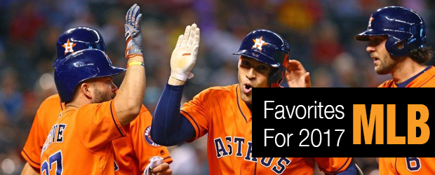 MLB Favorites for 2017