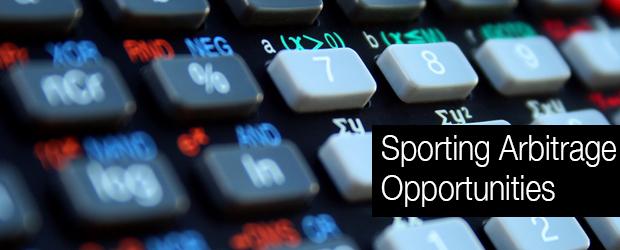 Sporting Arbitrage Opportunities