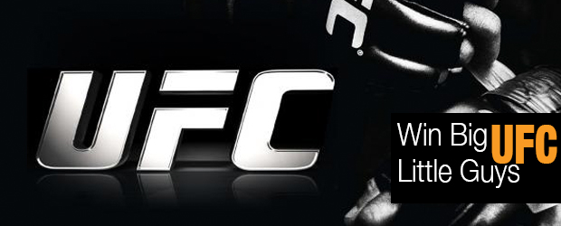 Win Big on the UFC's Little Guys