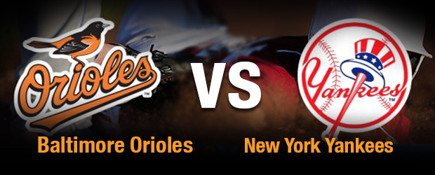 Baltimore Orioles at New York Yankees