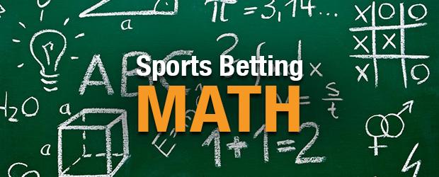 Sports Betting Math