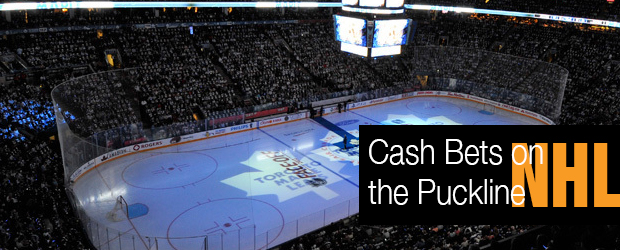 Cash Bets on the Puckline